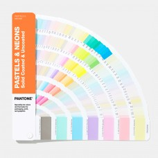 GG1504A Pastels & Neons Coated & Uncoated Guide