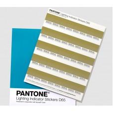 LNDS-1PK-D65 Pantone Lighting Indicator StickersD65 SKU: LNDS-1PK-D65